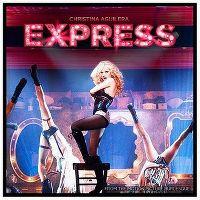 Cover Christina Aguilera - Express