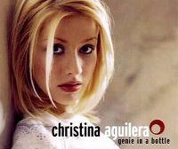 Cover Christina Aguilera - Genie In A Bottle
