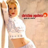 Cover Christina Aguilera - Genie In A Bottle