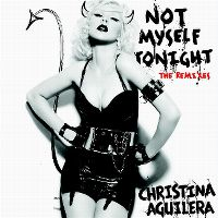 Cover Christina Aguilera - Not Myself Tonight