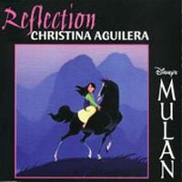 Cover Christina Aguilera - Reflection