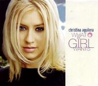 Cover Christina Aguilera - What A Girl Wants