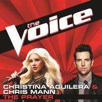 Cover Christina Aguilera & Chris Mann - The Prayer