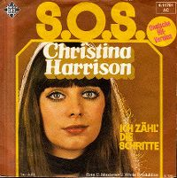 Cover Christina Harrison - S.O.S.