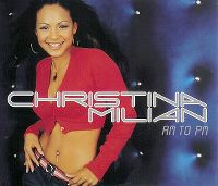 Cover Christina Milian - AM To PM