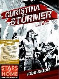 Cover Christina Stürmer - Lebe lauter - Live