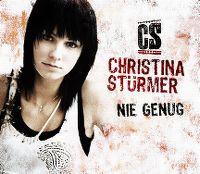Cover Christina Stürmer - Nie genug