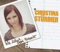 Cover Christina Stürmer - Wir leben den Moment