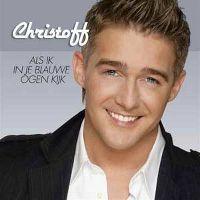 Cover Christoff - Als ik in je blauwe ogen kijk