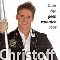 Cover Christoff - Daar zijn geen woorden voor