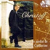 Cover Christoff - Dans le jardin de Sainte Cathérine