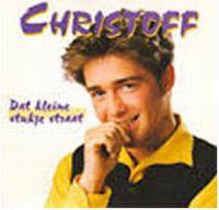 Cover Christoff - Dat kleine stukje straat