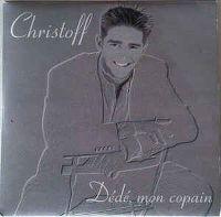Cover Christoff - Dédé, mon copain