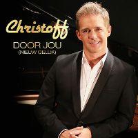 Cover Christoff - Door jou (Nieuw geluk)