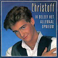 Cover Christoff - Ik beleef het allemaal opnieuw