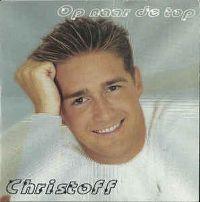 Cover Christoff - Op naar de top