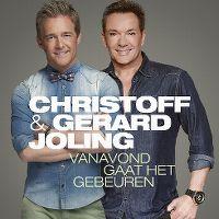 Cover Christoff & Gerard Joling - Vanavond gaat het gebeuren