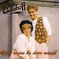 Cover Christoff & Lindsay - Door regen en door wind