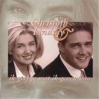 Cover Christoff & Lindsay - Ik geef je wat ik geven kan