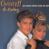 Cover Christoff & Lindsay - We nemen elkaar zoals we zijn