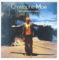 Cover Christophe Maé - Parce qu'on sait jamais