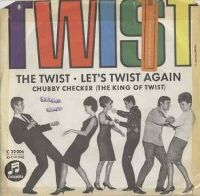 Cover Chubby Checker - The Twist