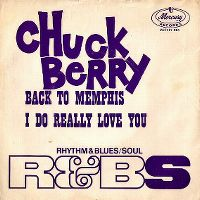 Cover Chuck Berry - Back To Memphis