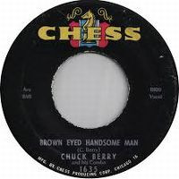 Cover Chuck Berry - Brown-Eyed Handsome Man