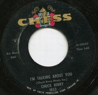 Cover Chuck Berry - I'm Talking About You