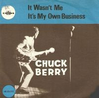 Cover Chuck Berry - It Wasn't Me
