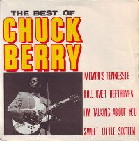 Cover Chuck Berry - Memphis Tennessee