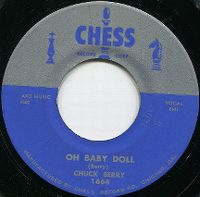 Cover Chuck Berry - Oh Baby Doll