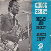 Cover Chuck Berry - Reelin' And Rockin'