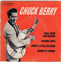 Cover Chuck Berry - Roll Over Beethoven