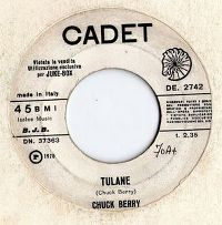 Cover Chuck Berry - Tulane