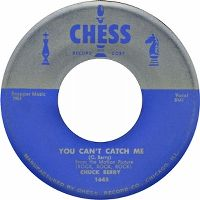 Cover Chuck Berry - You Can't Catch Me