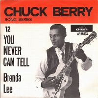 Cover Chuck Berry - You Never Can Tell