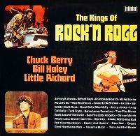Cover Chuck Berry / Bill Haley / Little Richard - The Kings Of Rock'n Roll