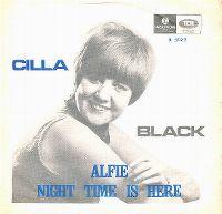 Cover Cilla Black - Alfie