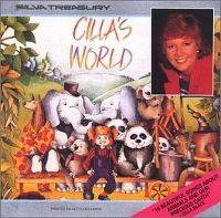 Cover Cilla Black - Cilla's World