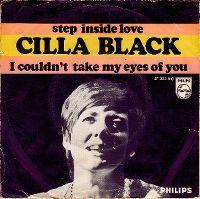 Cover Cilla Black - Step Inside Love