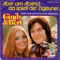 Cover Cindy & Bert - Aber am Abend da spielt der Zigeuner