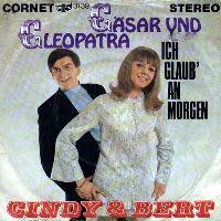 Cover Cindy & Bert - Cäsar und Cleopatra