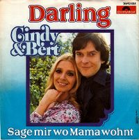 Cover Cindy & Bert - Darling