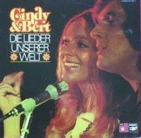 Cover Cindy & Bert - Die Lieder unserer Welt