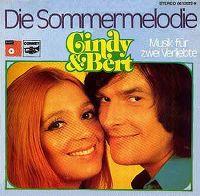 Cover Cindy & Bert - Die Sommermelodie