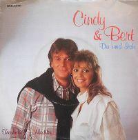 Cover Cindy & Bert - Du und ich