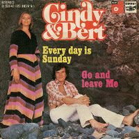 Cover Cindy & Bert - Every Day Is Sunday
