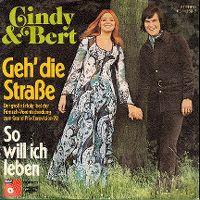Cover Cindy & Bert - Geh' die Straße