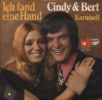 Cover Cindy & Bert - Ich fand eine Hand
